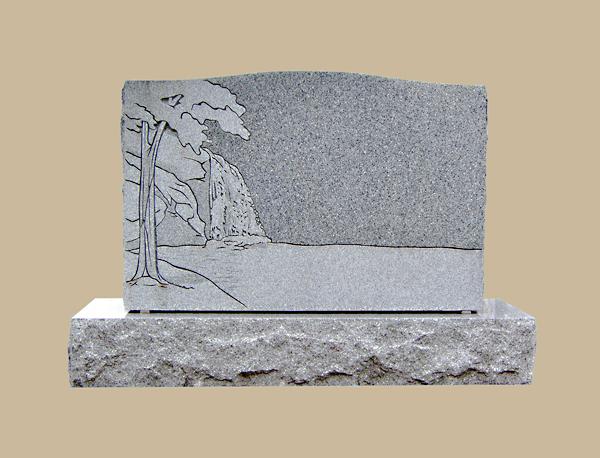 0010D cemetery gravestone