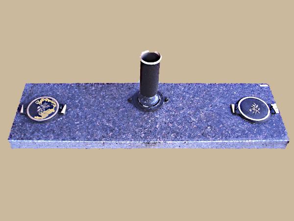 0069D Religious Cremation Memorial
