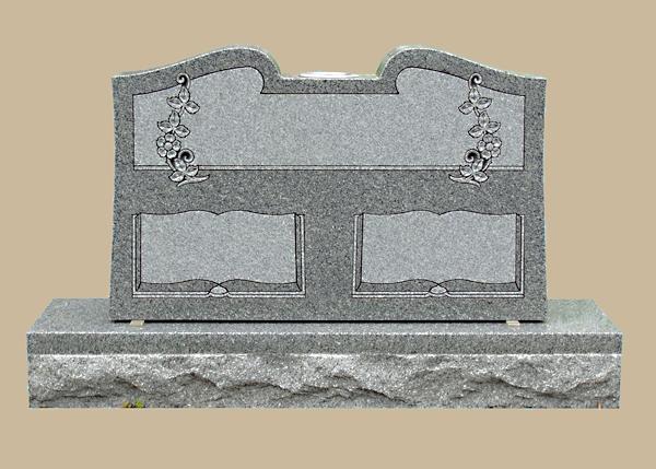 0106D Cemetery Gravestone