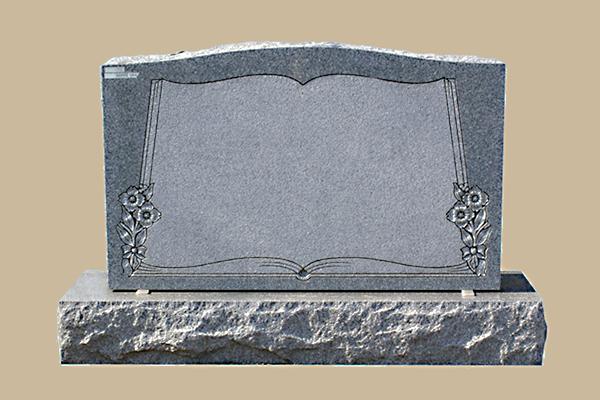 0112D Religious Grave Marker
