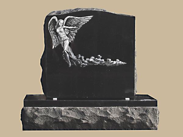 0133D Custom Grave Marker