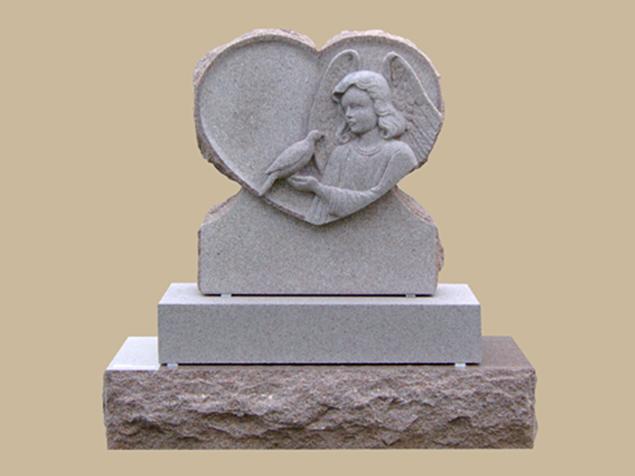 0141R religious gravestone