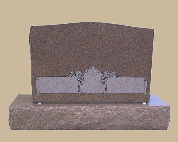 0160D Grave Marker
