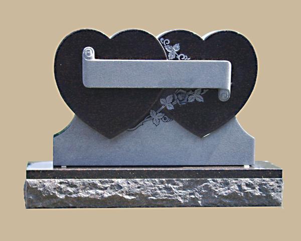 0163D Cemetery Gravestone