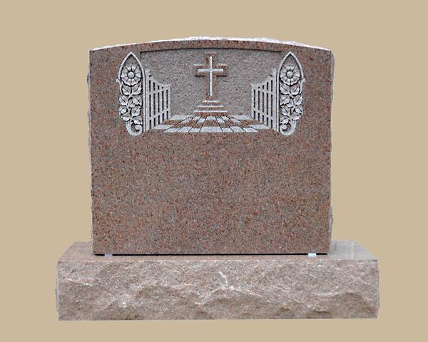 0164D religious cemetery gravestone