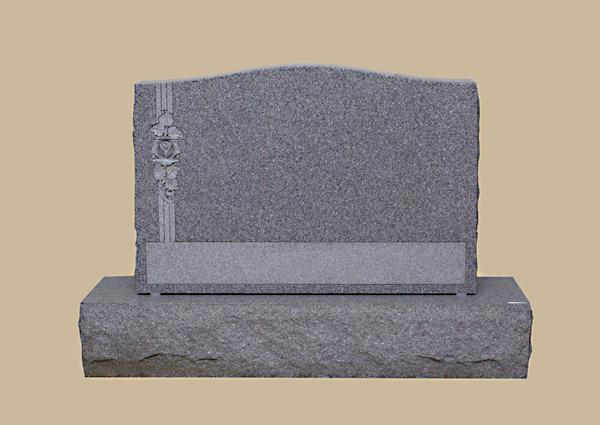 0193R Cemetery Gravestone
