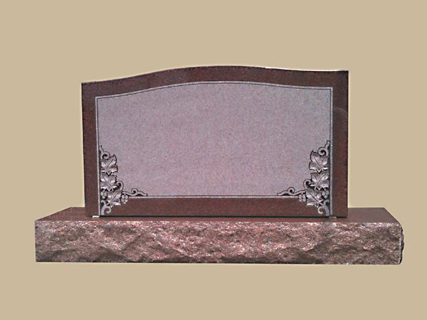 0203D Cemetery Gravestone