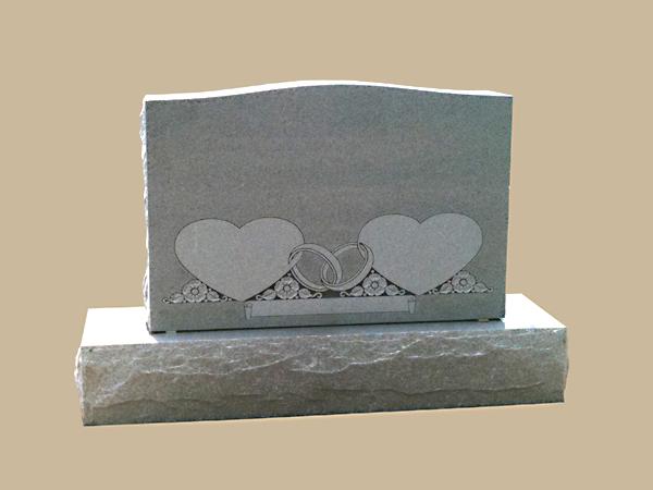 0211D Cemetery Gravestone