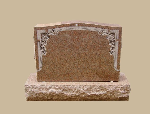 0220C Cemetery Gravestone