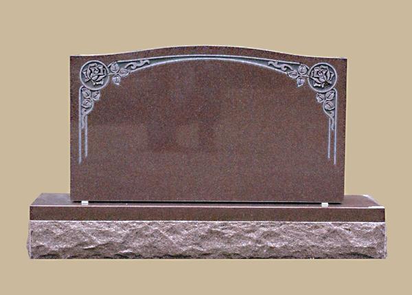 0232D Cemetery Grave Marker