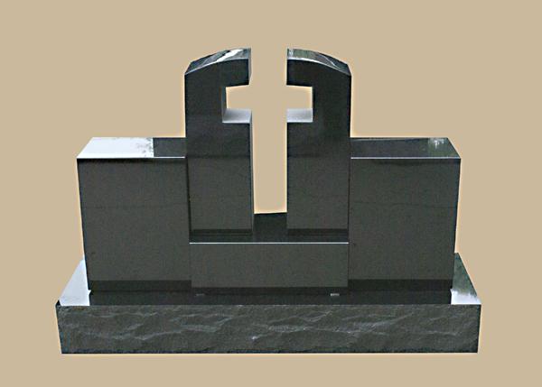0233D Religious Grave Marker