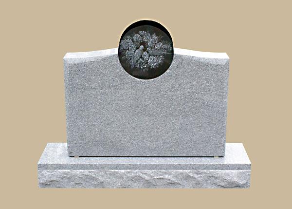 0248D custom grave marker
