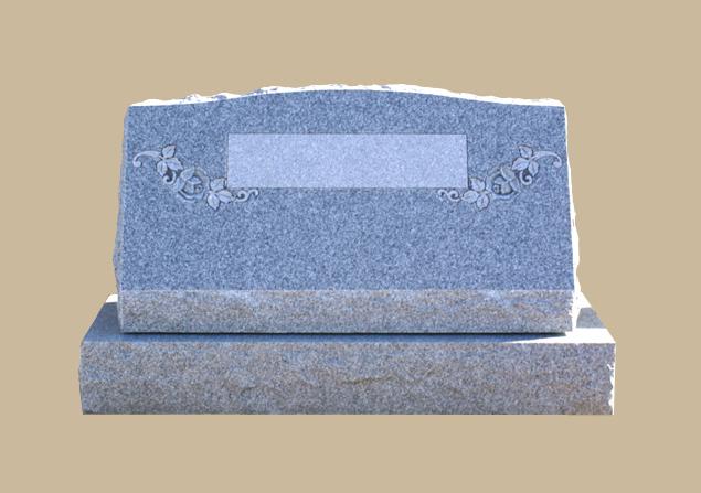 0255D Granite Grave Stone