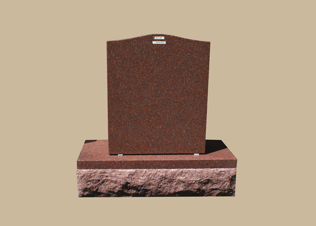 0258C grave marker