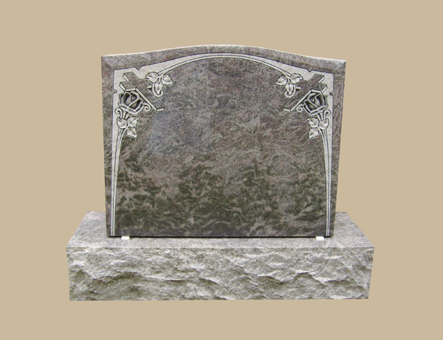 0266C Religious Grave Marker
