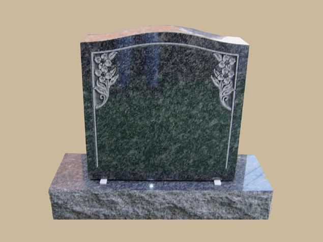 0269C Cemetery Gravestone