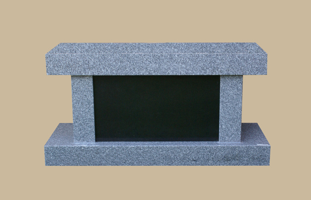 0282C Cremation Memorial Bench