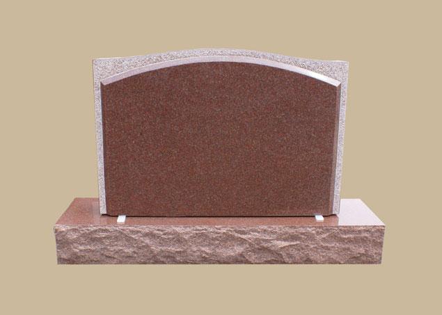 0283D Cemetery Grave Stone