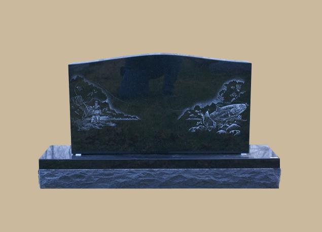 0317R Custom Grave Marker