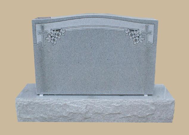 0247D Religious Grave Marker