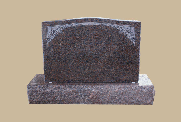 0266D Cemetery Grave Stone