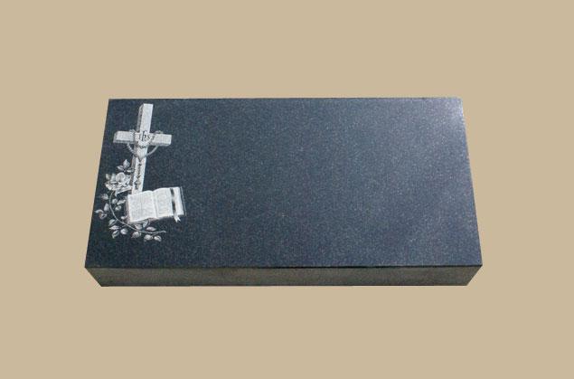 0268D Gravestone Flat Marker