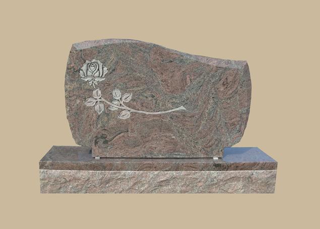 0013D cemetery gravestone